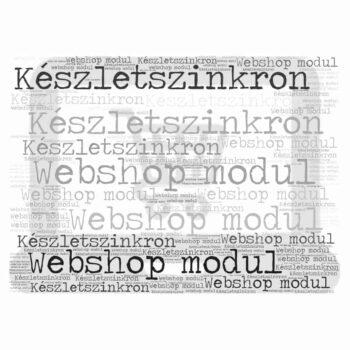 Webshop Beállítás Készletszinkron